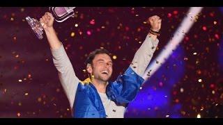 Швед выиграл «Евровидение-2015»