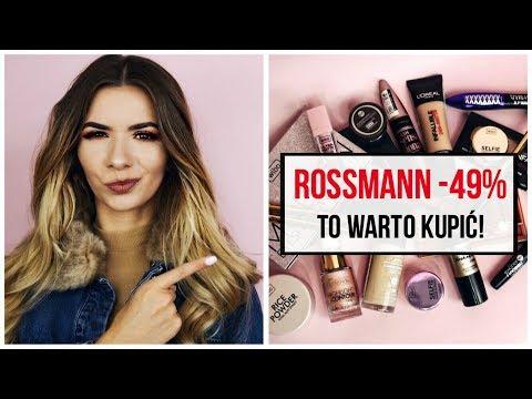ROSSMANN -49% -55% październik 2017 | TO WARTO KUPIĆ! | CheersMyHeels
