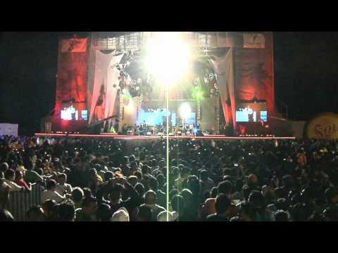 """Danny Daniel en el segundo Festival """"La Salsa en Boca del Río"""""""