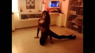 EXOTIC FLOOR DANCE | Music by Existanze, Strip Plastic dance by SoExotic | PoleFit Studio
