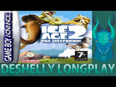 (L:29) Ice Age 2 - The Meltdown GBA Longplay