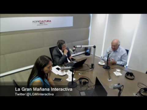 Entrevista a Ricardo Lagos en Radio Agricultura