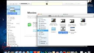 How to Copy Video from Your Computer to your iPad, iPhone or iPod Touch (iOS Device)(In this tutorial Gary from http://www.jargonfreehelp.com show you how to copy those movies/videos to your iOS device whether it be an iPod Touch, iPad or ..., 2012-06-20T20:41:27.000Z)