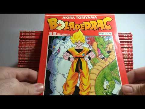 comics-manga-dragon-ball-serie-roja