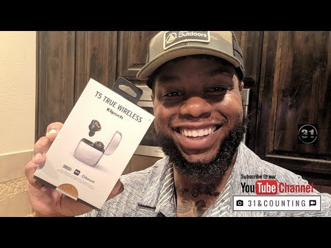 Klipsch T5 TRUE WIRELESS earbuds Review