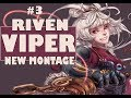 Viper Riven New Montage 2018 - High Elo Riven Montage - Best Riven Plays #3