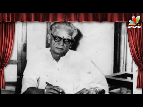 Andha Naal Nyabagam - A look back at Kothamangalam Subbu's life history