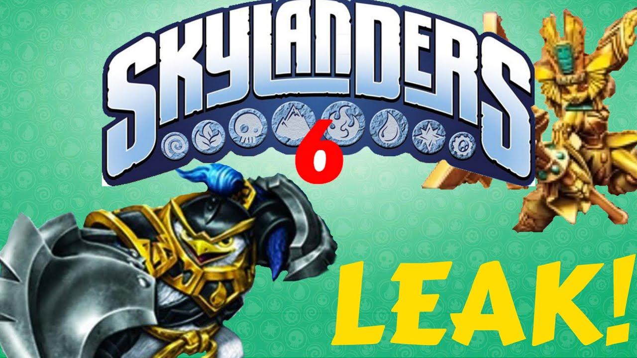 Uncategorized Are Skylanders Real skylanders 6 leak real or fake penguin skylander and s2 golden queen youtube