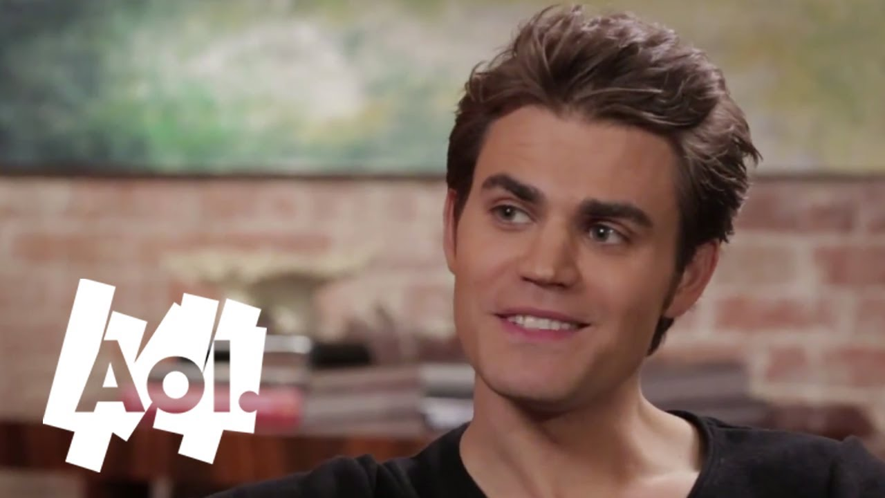 Paul Wesley's Unusual Name for His Cat Revealed!
