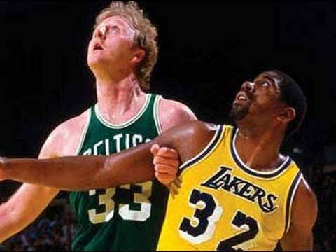 Lakers Vs. Celtics Rivalry