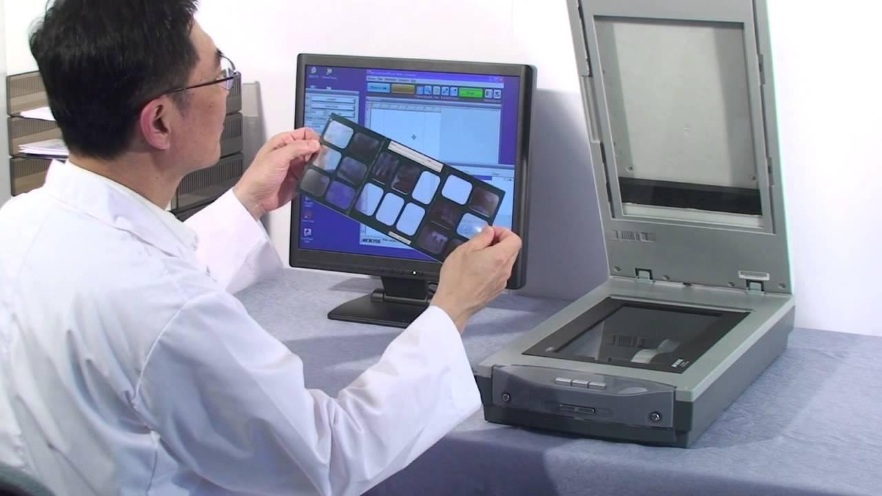 Microtek - Medi-2200 PLUS - Dental Digitizers