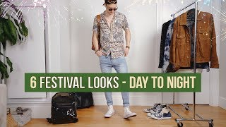 How to Dress for Coachella 2019 | Men's Festival Outfit Inspiration | OneDapperStreet