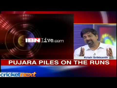 Cheteshwar Pujara Double Century