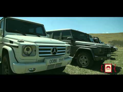 benz club mongolia