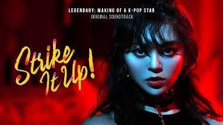 Official MV | 'Strike It Up' - Alex Christine ft. JRE & K-Tigers (LEGENDARY: Making of a K-Pop Star)