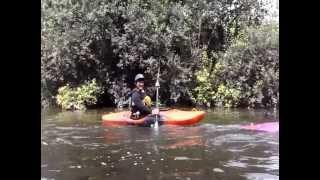 Yalding Paddle - 11th August 2013 - WAM & Pirates Canoe Club