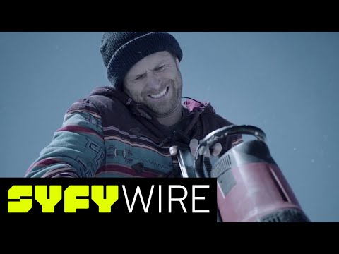 Exclusive Sneak Peek: Tremors: A Cold Day In Hell  SYFY WIRE