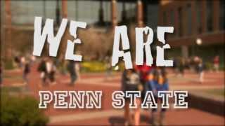 Video: WE ARE PENN STATE- Friday Night Lights Out!