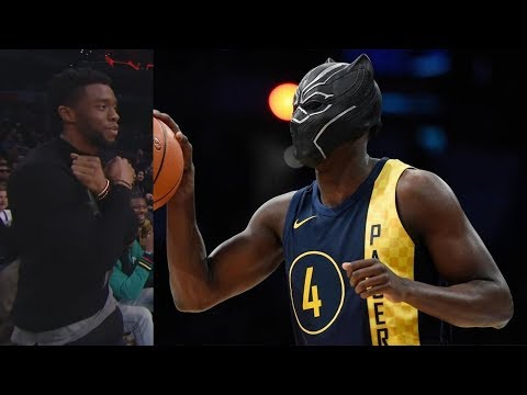 Black Panther Dunk! NBA All-Star Slam Dunk Contest 2018!