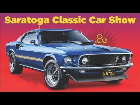Saratoga Classic Car Show 2017