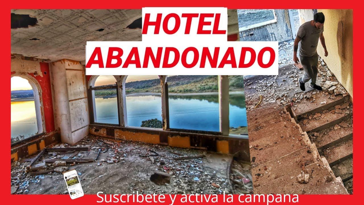 HOTEL ABANDONADO con VISTAS IMPRESIONANTES - Urbex España