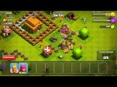 Let's Play Clash of Clans! (Ep. #4)