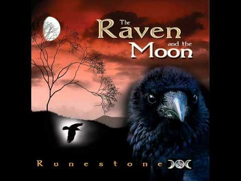 The Raven and the Moon - Sword and the Rose Runestone