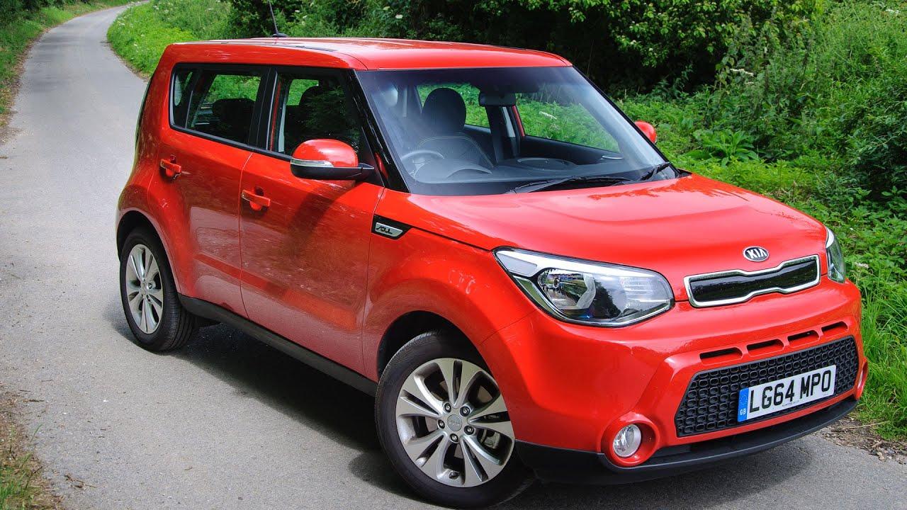 Kia soul 1 6 crdi connect plus in depth interior for Kia soul hdmotori