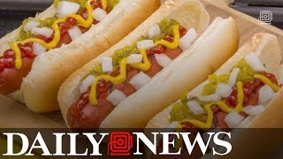 9-year-old boy takes bite of hot dog, goes into cardiac arrest