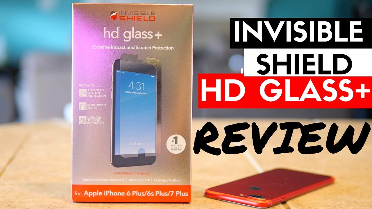 Invisible Shield Hd Glass Review Best Screen Protector