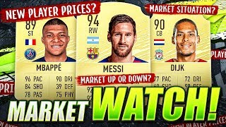 SUNDAY MARKET WATCH!! RTG UPDATE! FIFA 20 Ultimate Team