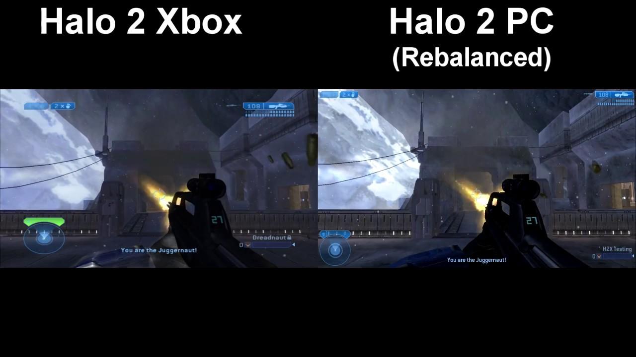 Halo 2 PC Weapon Rebalance Mod To Match Original Halo 2 (Please Read  Description)