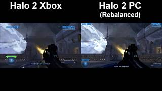 Halo 2 PC Weapon Rebalance Mod To Match Original Halo 2 (Please Read Description)