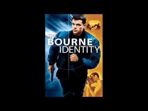 Bourne Identity - DVD menu music - on loop