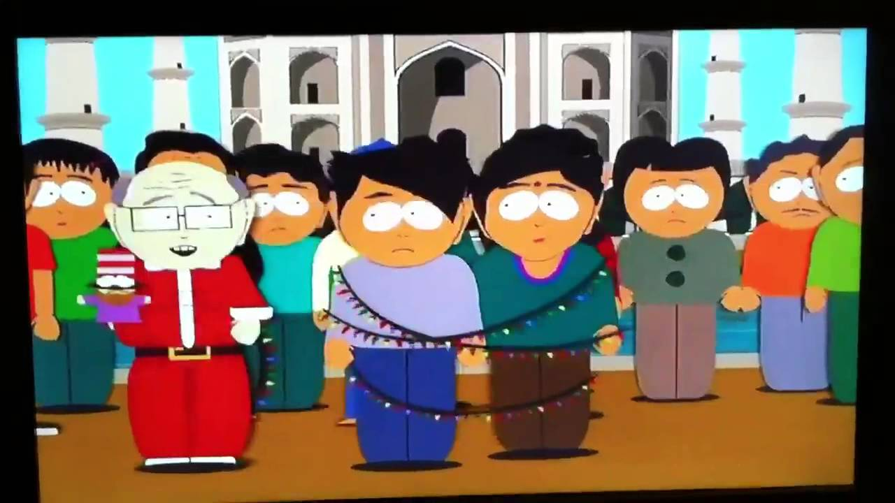 South Park - Mr. Garrison's Christmas Song - YouTube