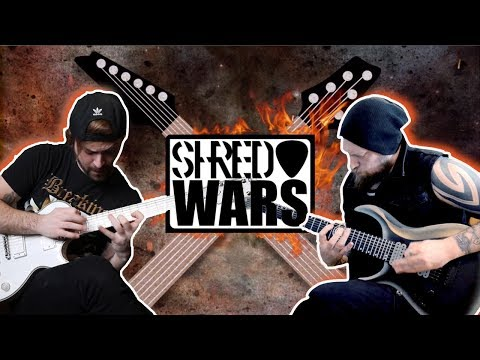 Shred Wars: Jared Dines VS Andy James