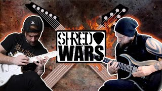 Gambar cover Shred Wars: Jared Dines VS Andy James