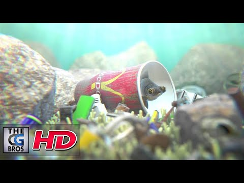 "CGI 3D Animated PSA : ""The Ocean""  by - Studio Smack"
