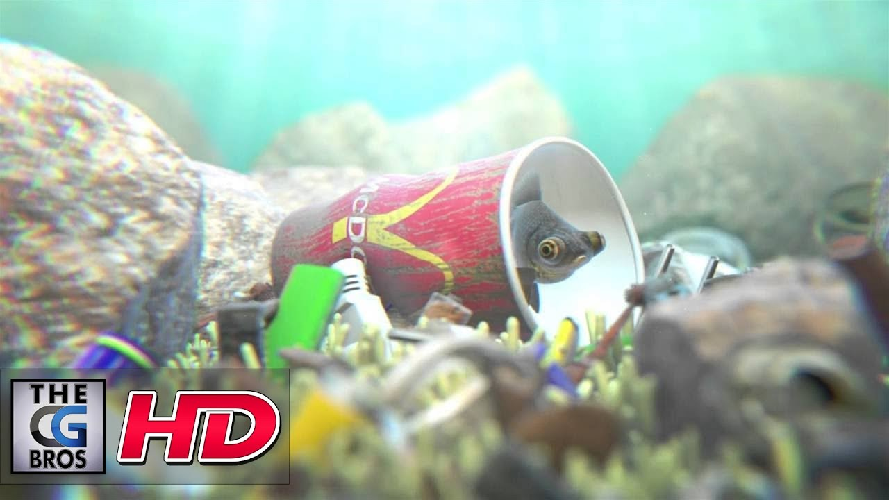 "CGI 3D Animated PSA : ""The Ocean"" by - Studio Smack - YouTube"