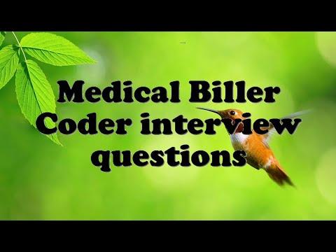 Medical Biller Coder interview questions