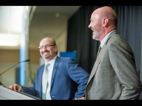 2016 Business+Sports Luncheon | Kirk Gibson, Mario Impemba