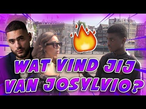 WAT VIND JIJ VAN JOSYLVIO? - AMSTERDAM