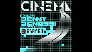 Benny Benassi ft. Gary Go - Cinema (Skrillex Radio Edit) (Cover Art)