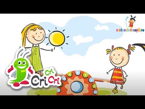 Mama, doar mama - Cantece pentru copii - CriCriCri