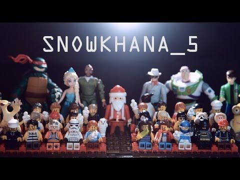 """""""Snowkhana"""" ist zurück: Ford veröffentlicht einen weiteren Teil der Spielzeugauto-Trickfilmreihe auf YouTube"""