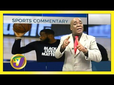TVJ Sports Commentary - September 10 2020