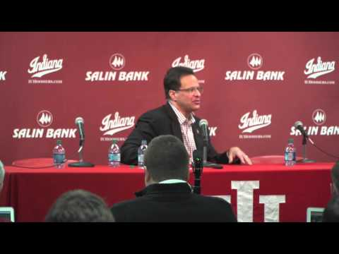 Maryland Post Game Press Conference Crean