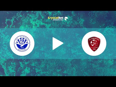 Dinamo Batumi Saburtalo Tbilisi Goals And Highlights