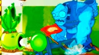 Игра Растения Против Зомби смотреть прохождение от Flavios #41