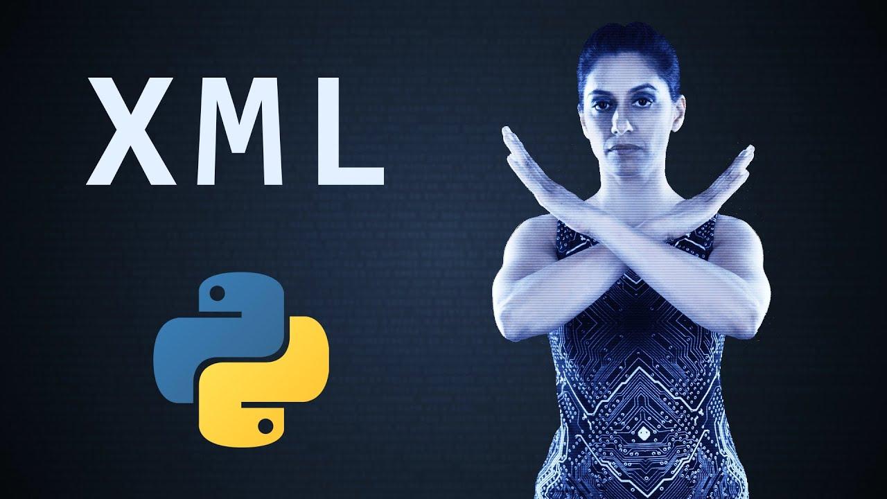 XML & ElementTree  ||  Python Tutorial  ||  Learn Python Programming